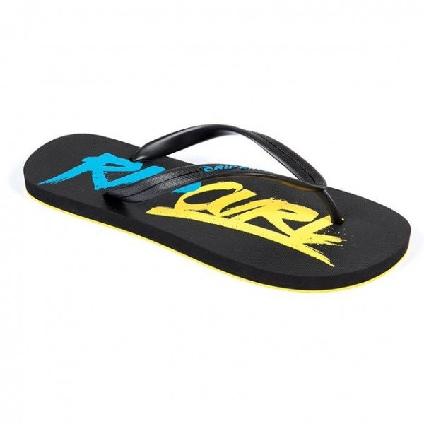 RIP CURL SANDALES BRASH KIDS BLACK BLUE SP14