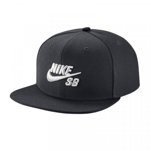 NIKE CEPURE NK CAP PRO BLACK BLACK WHITE S18