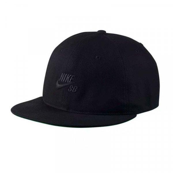 NIKE CEPURE NK CAP PRO VINTAGE BLACK S18