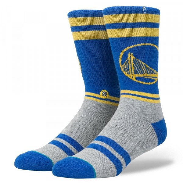 STANCE SOCKS NBA ARENA CITY GYM WARRIORS BLUE