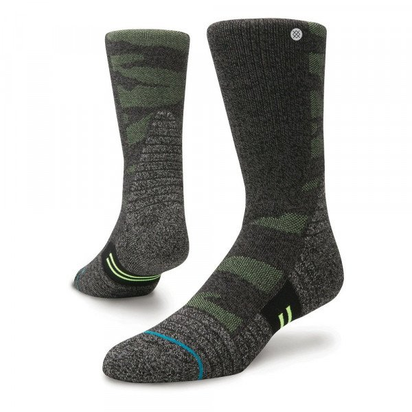 STANCE SOCKS ADVENTURE M CRUX BLACK