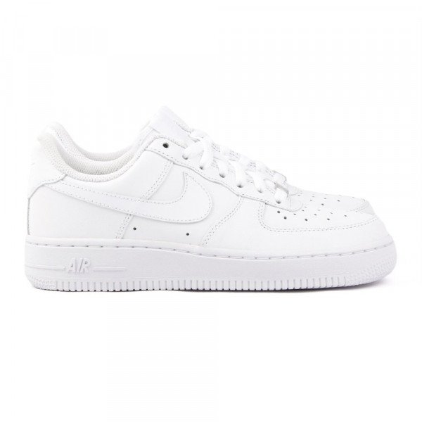 NIKE SHOES AIR FORCE 1 '07 W WHITE WHITE S19