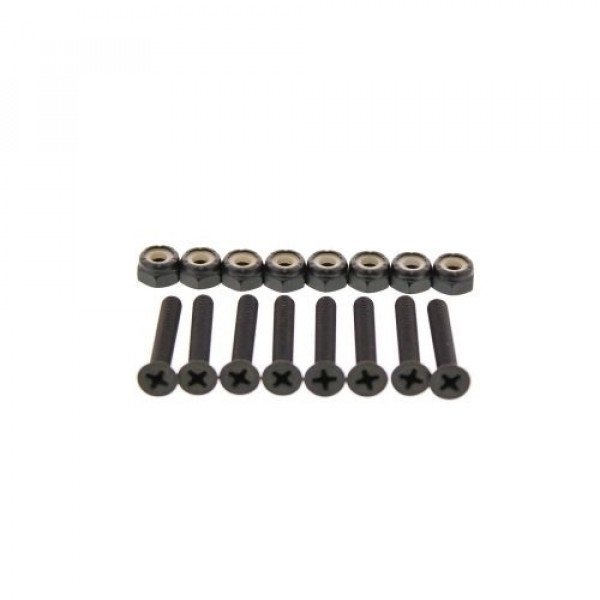 KHIRO SKRŪVES FLATHEAD NUTS AND BOLTS 1 3/4