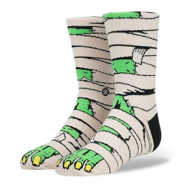 STANCE SOCKS TOOMB KIDS GREEN