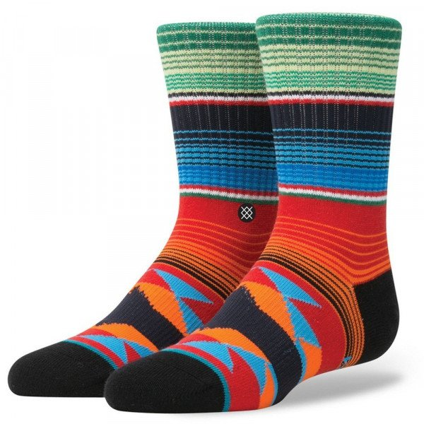STANCE SOCKS SAN BLAS KIDS MULTI