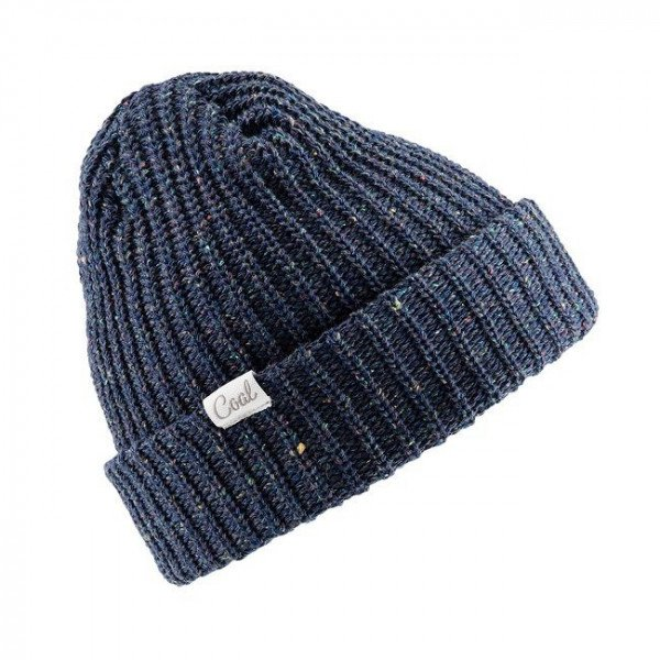 COAL BEANIE EDITH NAVY F19