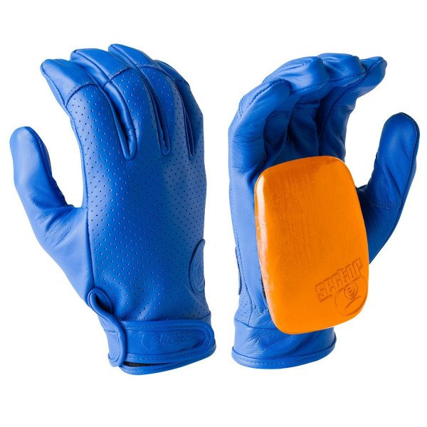SECTOR 9 CIMDI DRIVER SLIDE GLOVES BLUE