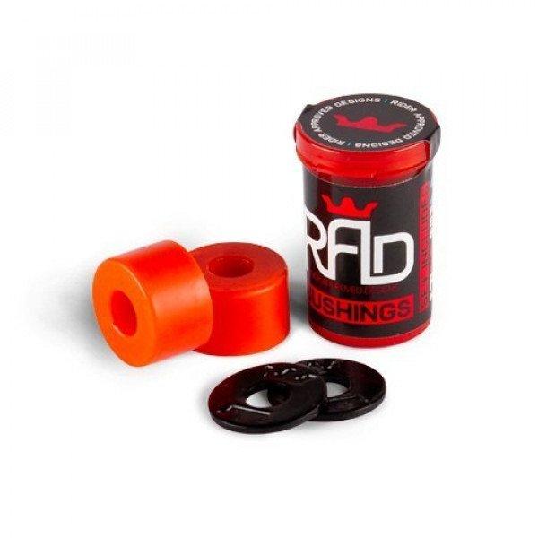 RAD BUSHING 89A RED
