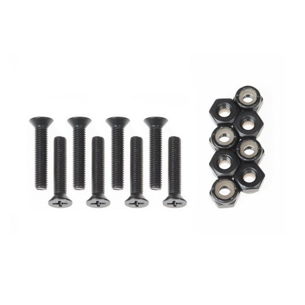 NUTS & BOLTS (FLATHEAD) 30MM