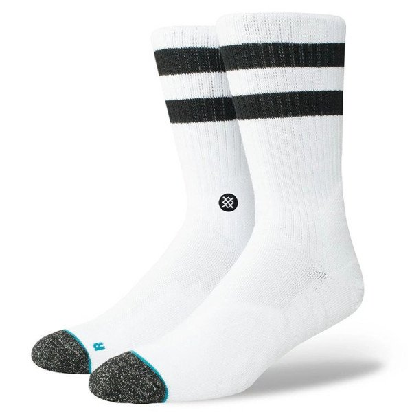 STANCE SOCKS BLUE FOUNDATION DEATHLESS V2 WHITE