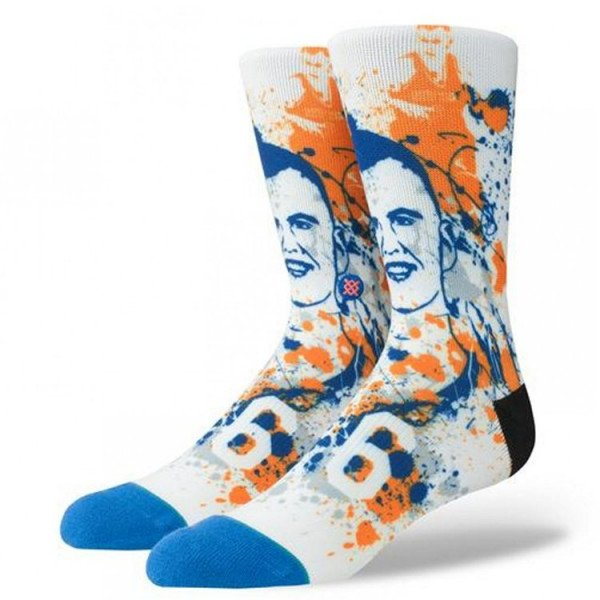STANCE ZEĶES NBA LEGENDS PORZINGIS SPLATTER MULTI