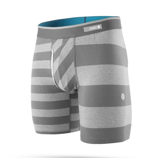 STANCE APAKŠVEĻA MARINER 17 BOXER BRIEF GREY