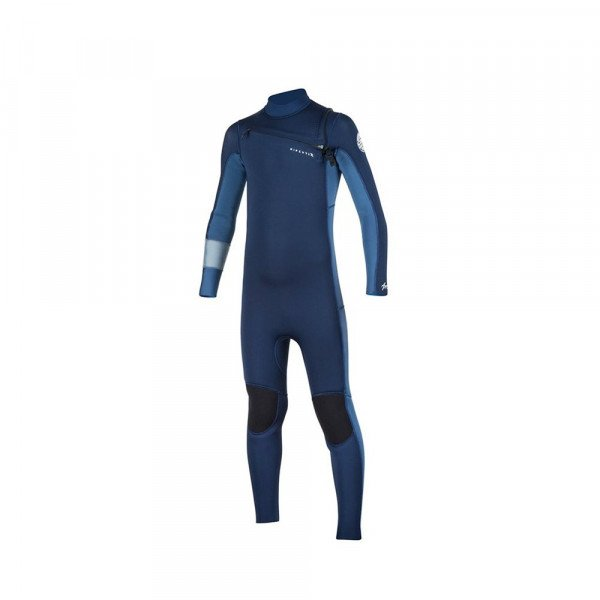 RIP CURL HIDRA JNR AGGRO 43 GB CHEST ZIP NAVY S18
