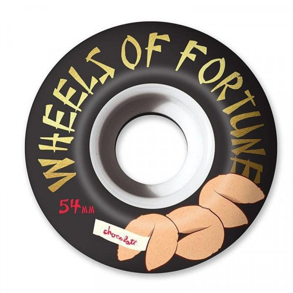 CHOCOLATE SK8RITEŅI WHEELS OF FOURTUNE