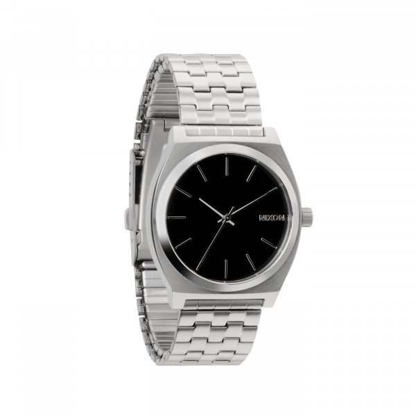 NIXON WATCH TIME TELLER BLACK