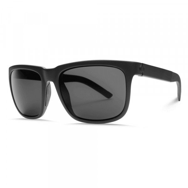 ELECTRIC BRILLES KNOXVILLE MATTE BLACK/POLARIZED GREY