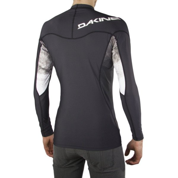 DAKINE LIKRA WARTH SNUG FIT L/S BLACK THRILLIUM S17