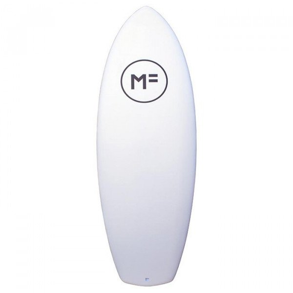 MICK FANNING SURF DĒLIS LITTLE MARLEY WHITE 5'6
