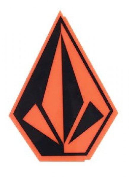 VOLCOM STONE WAX SCRAPER ORG W10/11