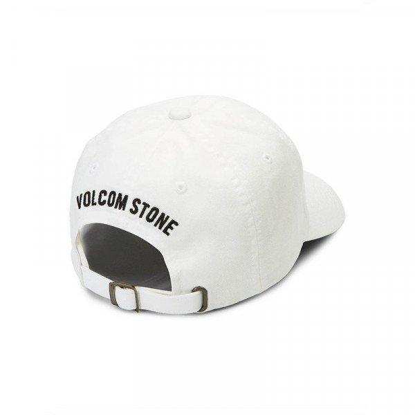 VOLCOM CEPURE GOOD MOOD DAD HAT WHT S18