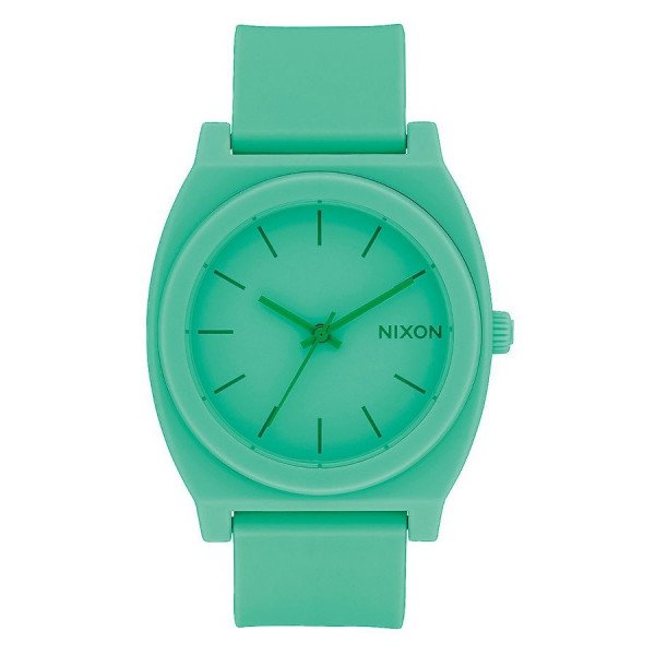NIXON WATCH TIME TELLER P MATTE SPEARMINT