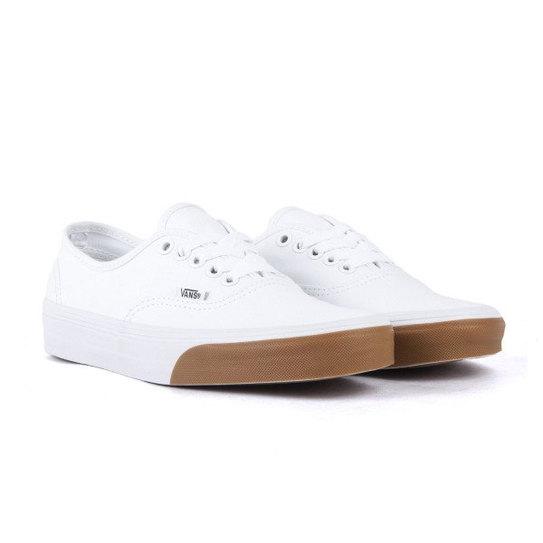 VANS APAVI AUTHENTIC (GUM BUMPER) TRUE WHITE S18