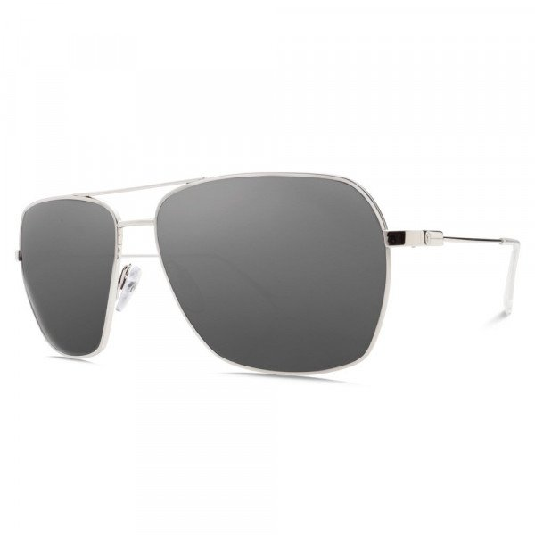 ELECTRIC BRILLES AV2 PLATINUM/GREY SILVER CHROME