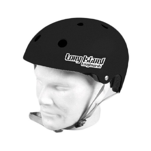 LONG ISLAND HELMET EVA SWEAT SAVER BLACK