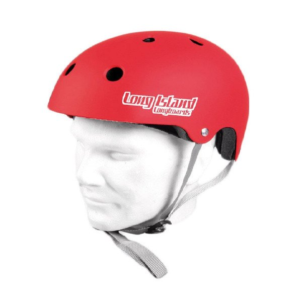 LONG ISLAND HELMET EVA SWEAT SAVER RED