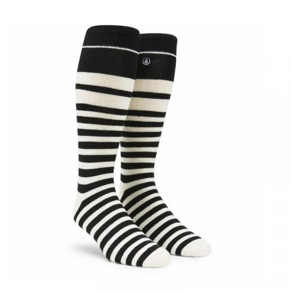 VOLCOM ZEĶES SYNTH SOCK BLK W17