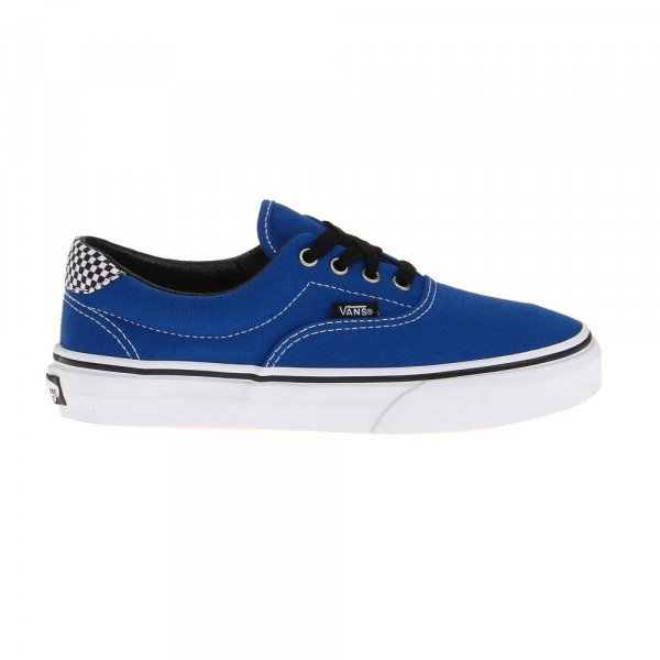VANS APAVI ERA 59 KIDS (CHECKERBOARD POP) BLUE