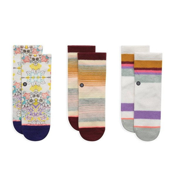 STANCE ZEĶES BABY TODDLER JIGGY BOX SET MULTI