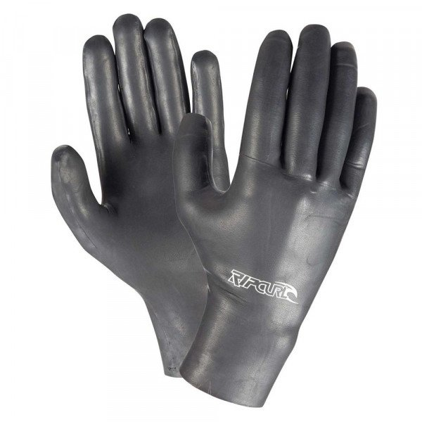 RIP CURL CIMDI RUBBER SOUL 3 MM GLOVE BLACK
