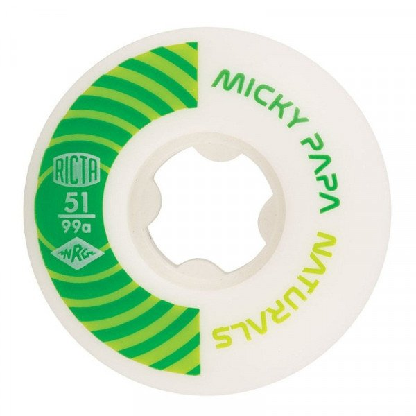 RICTA SK8RITEŅI MICKY PAPA PRO NATURALS 99A