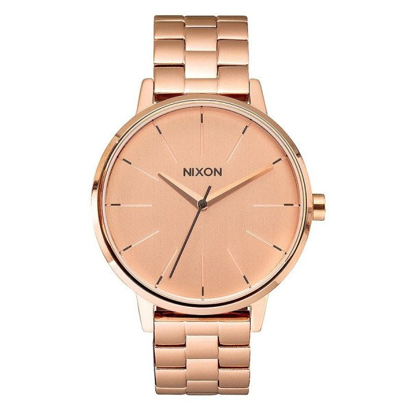 NIXON PULKSTENIS KENSINGTON ALL ROSE GOLD