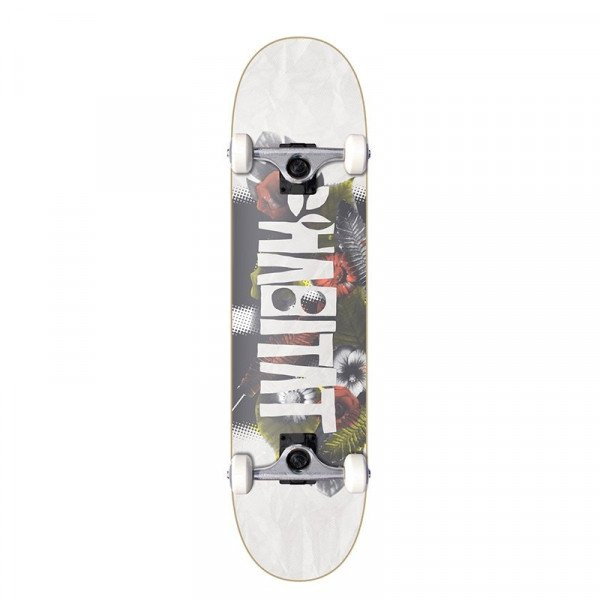 HABITAT SK8 COMPLETE FOLIAGE COLLAGE GRAY 7.87