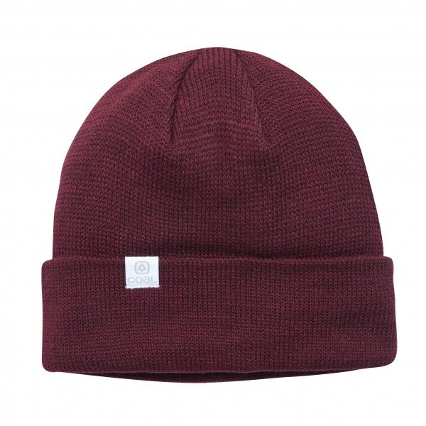 COAL CEPURE FLT BURGUNDY