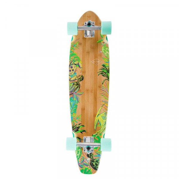 GLOBE LONGBOARD THE ALL-TIME BAMBOO PRICKLY PEAR 35