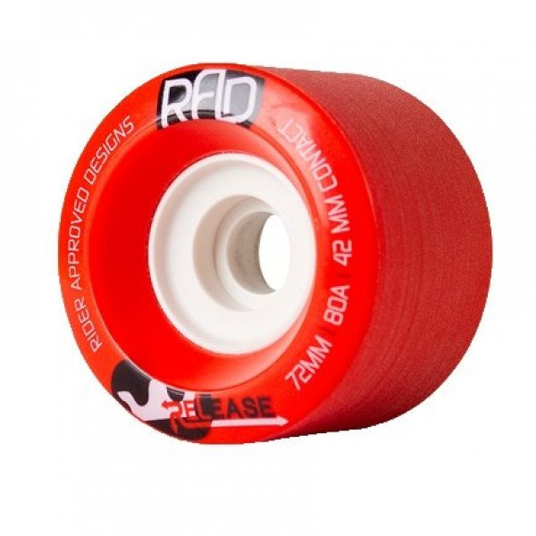 RAD RITENTIŅI RELEASE 72MM CS 80A RED