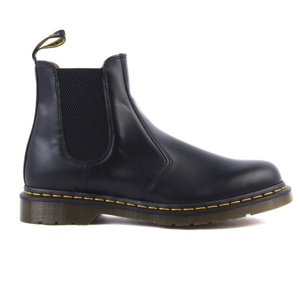 DR.MARTENS SHOES 2976 SMOOTH BLACK
