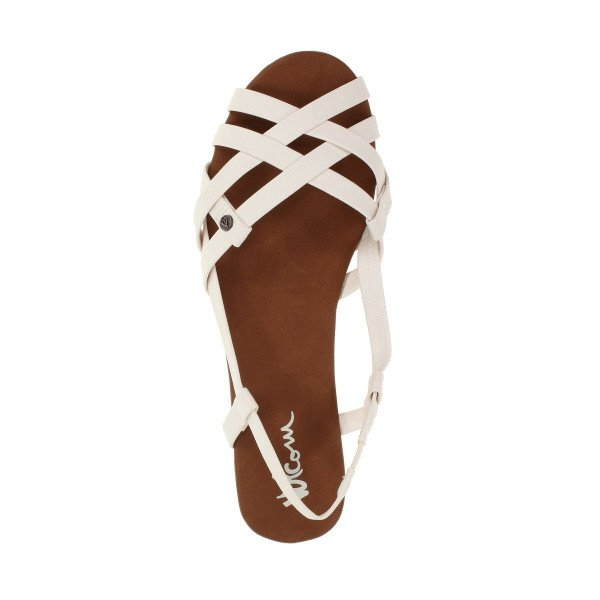 VOLCOM SANDALES HEAVENLY CREEDLERS WHT SP13