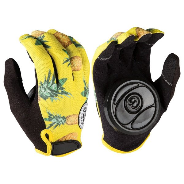 SECTOR 9 CIMDI RUSH SLIDE GLOVES YELLOW