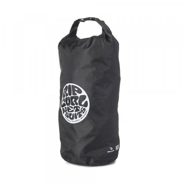RIP CURL SMALL WETSACK BLACK