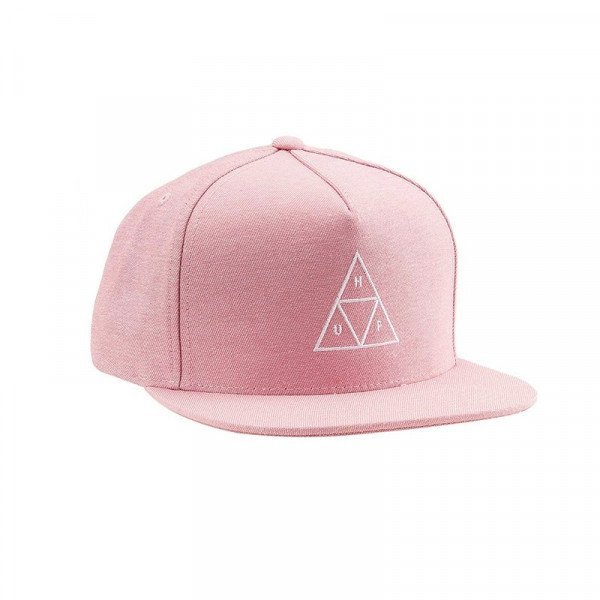 HUF CEPURE TRIPLE TRIANGLE SNAPBACK NAUTICAL RED S18