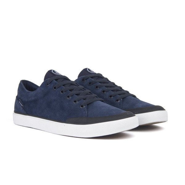 VOLCOM SHOES DRAW LO SUEDE SHOE BCB F18