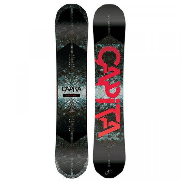 CAPITA SNOW DĒLIS WARPSPEED W17