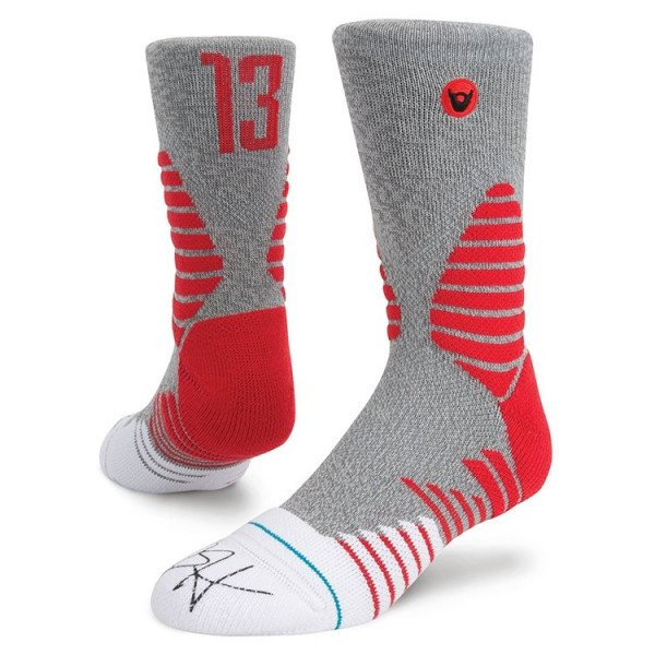 STANCE ZEĶES BASKETBALL JH13 GREY