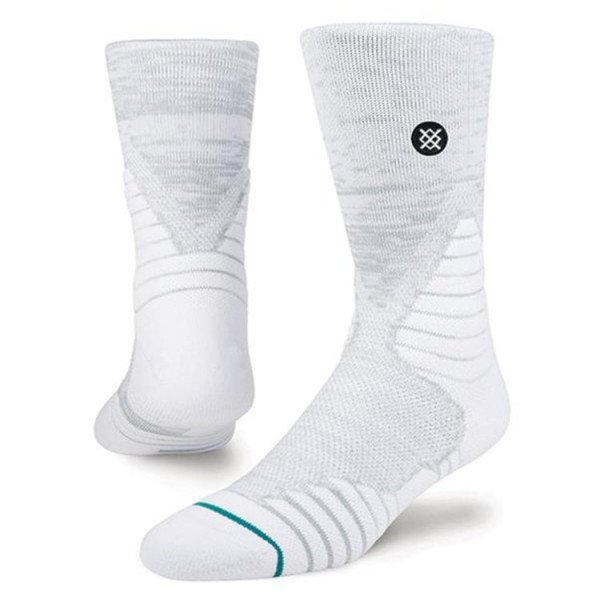 STANCE ZEĶES BASKETBALL GAMEDAY TWIST WHITE