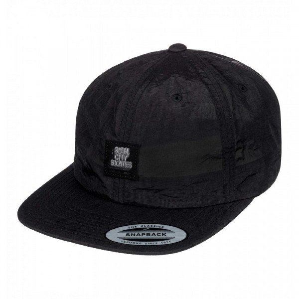 DC CEPURE SLAM CITY SNAPBACK BLACK S17