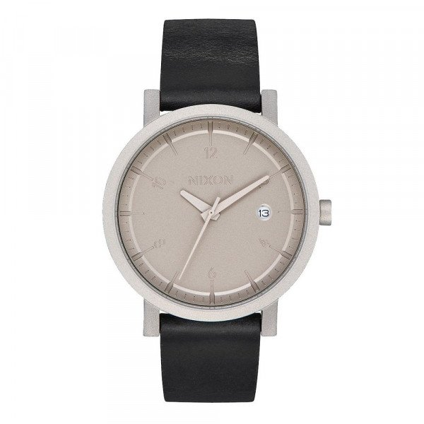 NIXON WATCH ROLLO 38 KHAKI BLACK